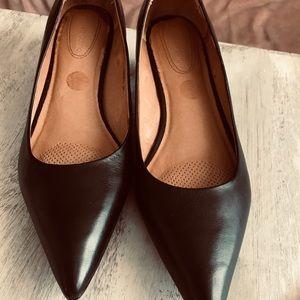 Corso Comos Black Heels